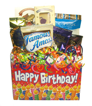 ALL OCCASION GIFT BASKETS