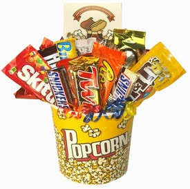 Business gift baskets business gift basket picnic basket fruit bucket o junk what a great gift basket negle Image collections